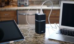 The Lightest & Smallest Portable Wall Outlet !   Indiegogo