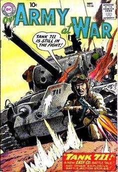 Russ Heath, Our Army At War