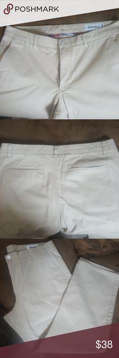 Pants khaki pants used the brand is bonobos Bonobos Pants Chinos & Khakis