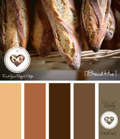 138 Bread Hue by Asmalina © 2012 Sorbetcolour ™