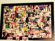 Pop culture collage/teen room/collages for sale /Message @Morganp1799 for details