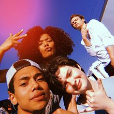 Chilling Adventures of Sabrina: Chance Perdomo, Jaz Sinclair, Lachlan Watson and. - Chilling Adventures of Sabrina: Chance Perdomo, Jaz Sinclair, Lachlan Watson and Ross Lynch - Archie Comics, Series Movies, Tv Series, Sabrina Cast, Jaz Sinclair, Sabrina Spellman, Chance The Rapper, Ross Lynch, Movie Tv