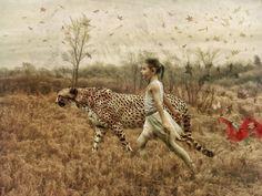 Wild Girl by Shawna Mac by ShawnaMac.deviantart.com on @deviantART