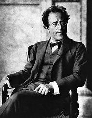 Gustav Mahler - this bio sounds terrific.
