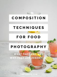 Compositional Techniques in Food Photography Composition is the backbone of food photography. Nail your composition and everything else can be layered on top to elevate your food images. Learn how to compose your food photography in this video tutorial. Food Photography Props, Photography Lessons, Photography Tutorials, Photography Composition, Photography Lighting, Inspiring Photography, Flash Photography, Interior Photography, Abstract Photography