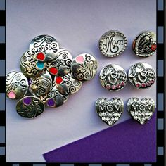Hey, I found this really awesome Etsy listing at https://www.etsy.com/listing/503461969/snap-jewelry-18mm-letter-click-in