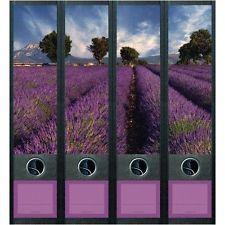 File Art 4 Design Ordner-Etiketten Provence..................................444