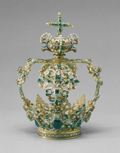 Spanish, or Spanish Colonial  Crown, early 17th century  Art Institute Chicago