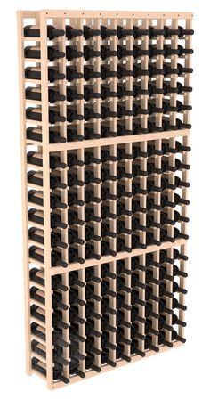 9 Column Standard Cellar Kit | instaCellar™ Wine Rack