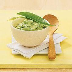 Bärlauch-Guacamole Rezept | Küchengötter
