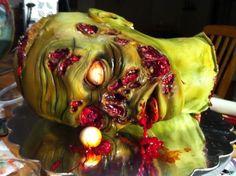 Halloween Horror Cakes (42 photos)