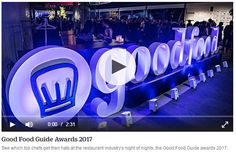 The Good Food Guide 2017 restaurant of the year is Quay. Chef of the year is Federico Zanellato from LuMi Bar & Dining. Find the list of hat winners here. Allrecipes, Awards, Good Food, Restaurant, Good Things, Restaurants, Clean Eating Foods, Supper Club, Dining Room