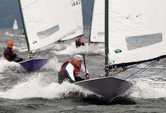 Fem danske OK jolle-sejlere til VM i Melbourne - Svendsen disket i sejlads - minbaad.dk