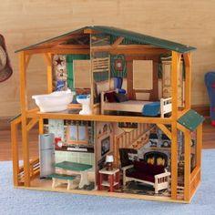 KidKraft Campfire Cabin