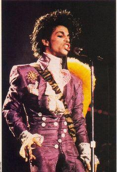 Prince & The Revolution featuring Sheila E. - Purple Rain Tour - Frank Erwin Center - Austin, Texas, January 30, 1985