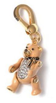 Pave Teddy Bear