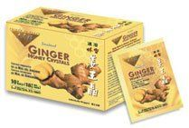 Crystal Products - Instant Ginger Honey Crystals and Ginger Candy
