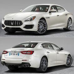 Maserati Quattroporte GTS 2017: luxo italiano no Salão de São Paulo Salões têm que ter supercarros e mais um modelo está confirmado: A @Maserati está de volta ao Salão de SP e vai exibir entre outros modelos o novo Quattroporte GTS. Nessa versão o sedã italiano tem motor desenvolvido pela Ferrari um 3.8 V8 Biturbo de 530 cavalos e transmissão automática ZF de oito velocidades. Acelera de 0 a 100 km/h em 4.7s com máxima de 310 km/h.  O Salão do Automóvel acontece no São Paulo Expo Exhibition…