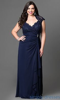 Shop Simply Dresses for homecoming party dresses, 2015 prom dresses, evening gowns, cocktail dresses Vestidos Plus Size, Plus Size Gowns, Plus Size Prom Dresses, Formal Dresses, Formal Prom, Formal Wear, Prom Dresses 2015, Junior Dresses, Party Dresses