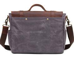 Canvas Messenger Bags for Men (2)