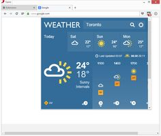 provides latest hourly weather forecast for your area