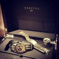 I really hope my future husband likes watches... Omega Seamaster 300 Spectre Limited Edition