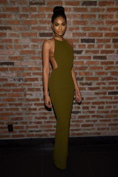 #Inspired by Chanel Iman