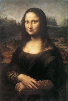 <모나리자> 레오나르도 다빈치