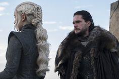 Jon Snow Daenerys The Queen's Justice