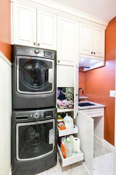 Closet Organizing Systems - traditional - laundry room - chicago - Closet Organizing Systems