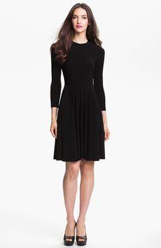 KAMALIKULTURE Crewneck Dress | Nordstrom | Never too many basic black dresses in my wardrobe
