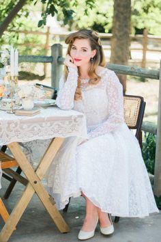 Vintage Tea Party Bridal Shower | COUTUREcolorado WEDDING: colorado wedding blog + resource guide @aliciainmotion