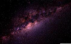 Milky Way Galaxy HD desktop wallpaper : Widescreen : High ...