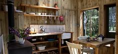 kitchen at carrock,