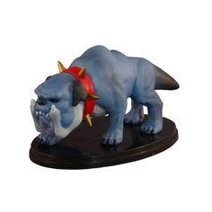 Mumm-Ra's loyal dog Ma-Mutt is sculpted beautifully in scale with the Ma-Mutt Staction Figure! Material: PVC