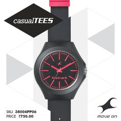 Get caught red handed. #CasualTEES http://fastrack.in/casualtees/
