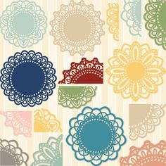 Doilies SVG Collection
