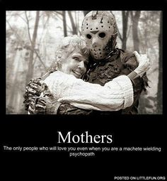 Scare Street Scare Squad (Official): A Sanctuary for Horror Lovers has members. Welcome to the Scare Street Scare Squad! Join our fellow horror. Jason Voorhees, Funny Shit, The Funny, Hilarious, Funny Stuff, Halloween Meme, Memes Humor, Funny Memes, Funny Videos