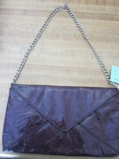 Jessia McClintock Purple Clutch With Strap $7.99
