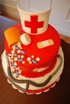 Click here to detail  http://scut.ly/3kd   - nurse cake!