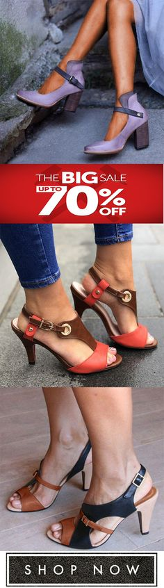 Leopard Sandals, Lace Up Sandals, Block Sandals, Loafers For Women, Womens High Heels, Shoe Sale, Cute Shoes, Casual Shoes, Stiletto Heels