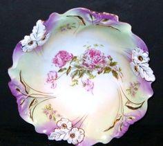 beautiful old prussia plate