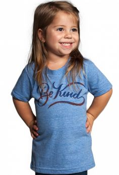 be kind always! purchase this CUTE shirt & you'll give $7 to help stop bullying in schools nationwide!