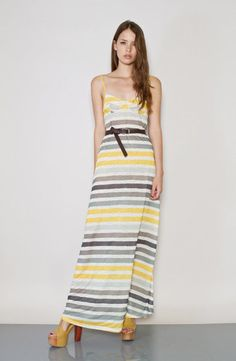 Stripy Maxi by staple the label $79