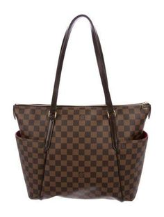 0e7e6882548a  AdoreWe  The RealReal -  Louis Vuitton Louis Vuitton Damier Ebene Totally  MM - AdoreWe.com