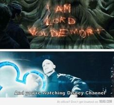 disney channel lord voldemort