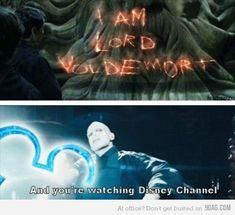 disney channel lord voldemort
