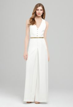 MAYLA JUMPSUIT- This falls into the man repeller category but I like it!