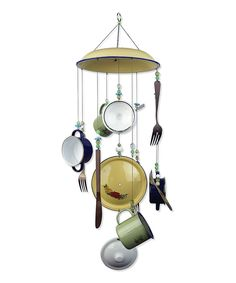 Sunday Brunch Wind Chime | AUGH FUCK I NEED THIS