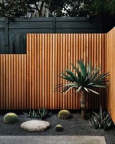 Impressive Small Garden Ideas For Tiny Outdoor Spaces 23 Even if you have a small yard, you can still have an attractive garden. Space should not be a limiting … Backyard Garden Landscape, Small Backyard Landscaping, Landscaping Tips, Black Rock Landscaping, Modern Landscaping, Balcony Garden, Cacti Garden, Driveway Landscaping, Modern Pergola